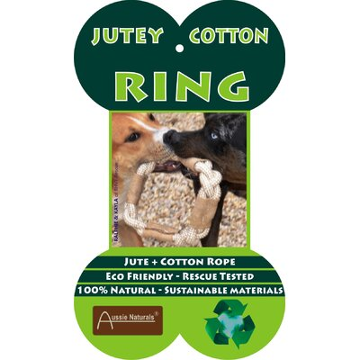 ABO Gear Ring Dog Toy