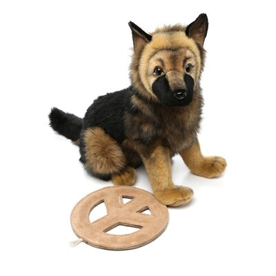 ABO Gear Peace Tug Dog Toy