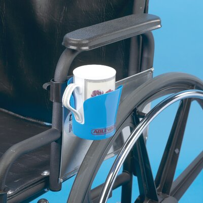Ableware Cup Holder for Wheelchair