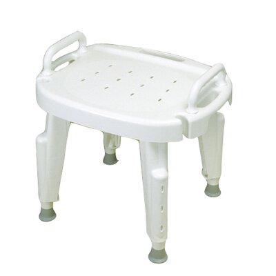 Ableware Bath Safe Adjustable Shower Seat