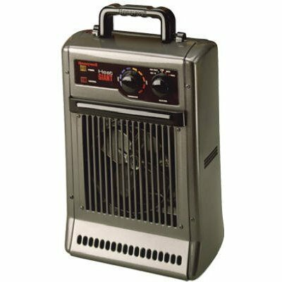 Honeywell All Metal Giant Heater