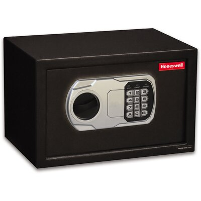 Honeywell Digital Lock Steel Security Safe 0.35 CuFt