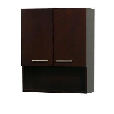 Wyndham Collection Centra Wall Cabinet