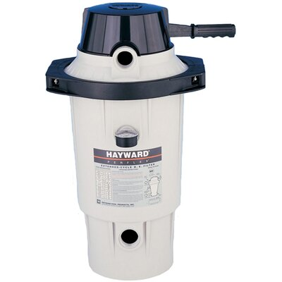 Hayward Perflex DE Filter with Valve