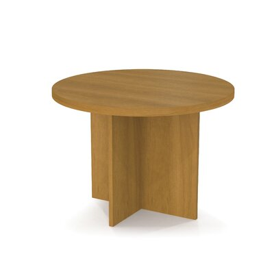 "Bestar 42"" Round Conference Table - 1"" Thick Top"