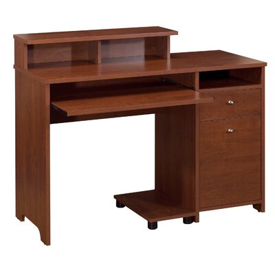 "Bestar Legend 47"" W Computer Desk"