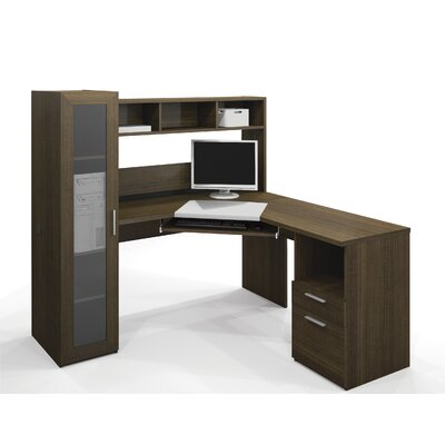 All Desks - Design: L-Shape Desk | Wayfair Supply