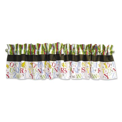 Trend Lab Dr Seuss ABC Window Valance