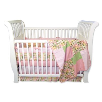 Trend Lab Nantucket Pink Crib Bedding Collection
