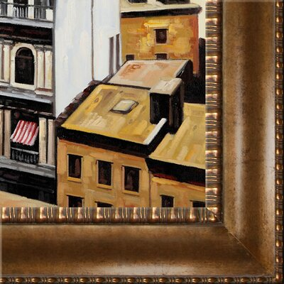 Tori Home Hopper The City Canvas Art