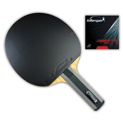Killerspin RTG Diamond TC Premium Flared Table Tennis Paddle