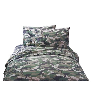 Browning Buckmark Camo Sheet Set