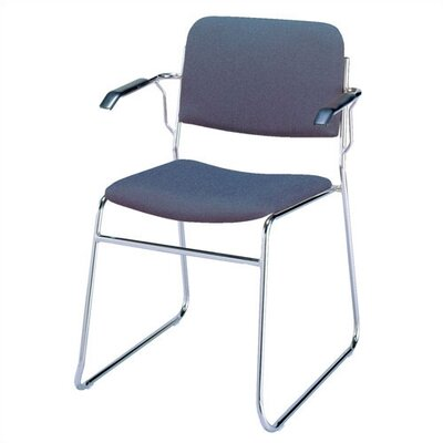 KFI Seating Upholstered Stacking Chair