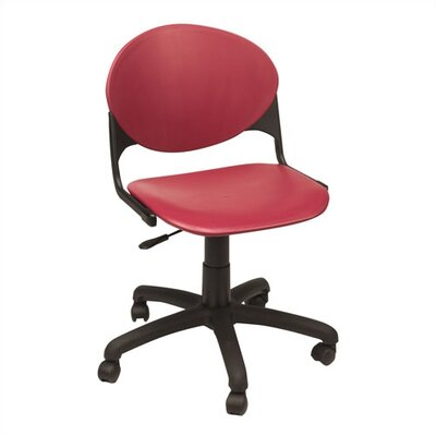 KFI Seating Low-Back Task Chair with Wheels