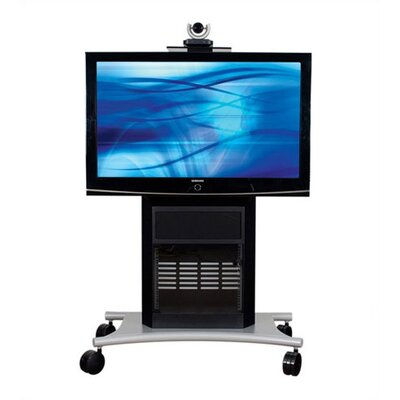 "Avteq Rolling LCD/Plasma Stand for 40"" to 62"" Screens"
