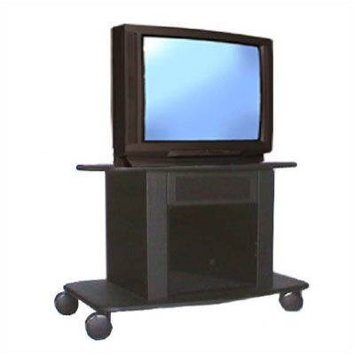 "Avteq Acero Series 32"" Tall Metal Cart - Holds up to one 36"" monitor"