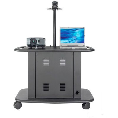 "Avteq Specialized Solutions 32"" Cart with Camera Platform"