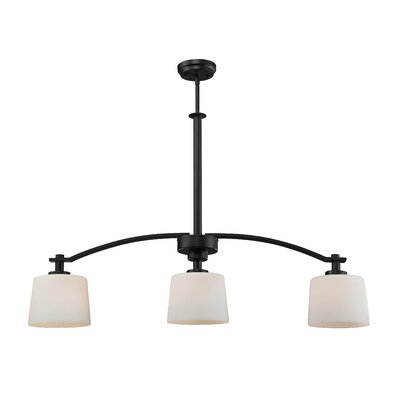 Arlington 3 Light Kitchen Island Pendant