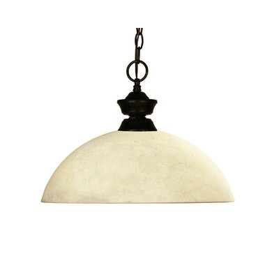 Challenger 1 Light Billiard Pendant