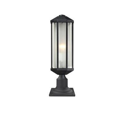 "Z-Lite Cylex 1 Light 20.8"" Outdoor Post Lantern"