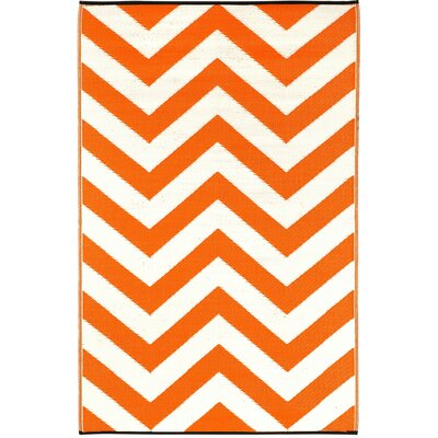 Fab Rugs Laguna Orange Peel World Rug