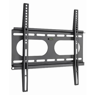 "Ready Set Mount Ultra Slim LCD Wall Mount for 23"" to 37"" Screens in Hi-Gloss Black"