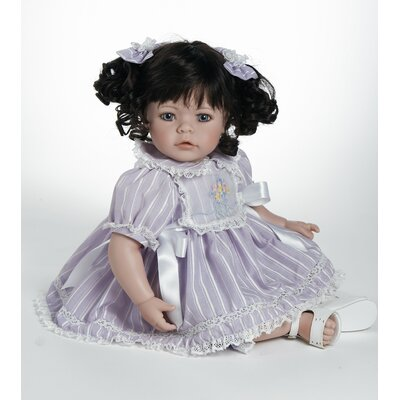 Adora Dolls Lavender Fields Dark Brown Hair / Blue Eyes