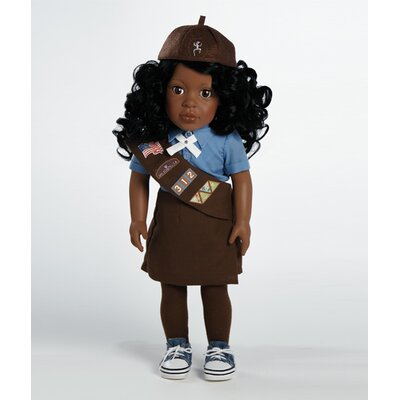 Adora Dolls Play Doll Madison - Girl Scout Brownie Doll and Costume