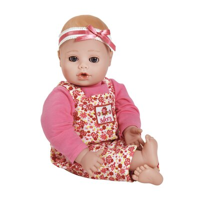 Playtime Flower Baby Doll