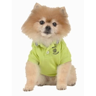 Max's Closet Polo Dog Shirt