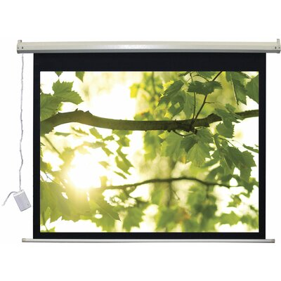 "Vutec Lectro IR QM ""A Series"" Motorized Screen HDTV (16:9) Format - 220V 54"" x 96"""