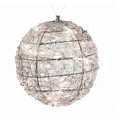 Regency International LED Acrylic Ball Ornament