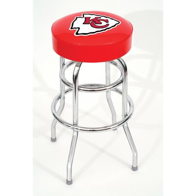 "Imperial NFL Team Logo 30"" Bar Stool"