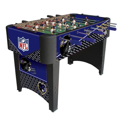 Imperial NFL Team Foosball Table