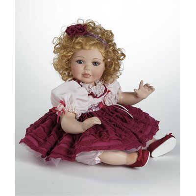 Marie Osmond Ruffles &amp; Roses Doll
