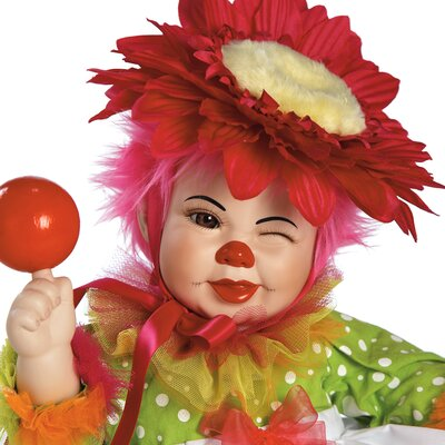 Marie Osmond Clowning Around Doll
