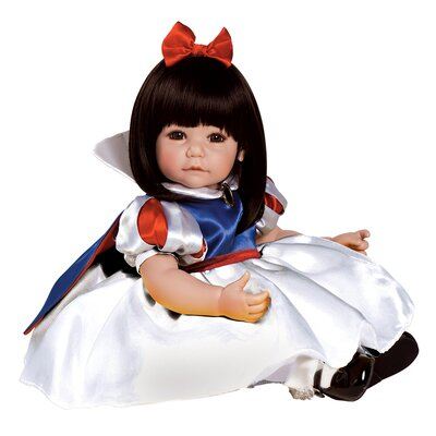 "Charisma Adora ""Classic Snow White"" Doll with Dark Brown Hair / Brown Eyes"