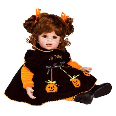 Charisma Adora &quot;Jolly Jack-o-Lantern&quot; Doll with Red Hair / Brown Eyes