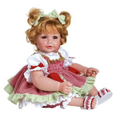 Charisma Adora &quot;Watermelon Wishes&quot; Doll with Sandy Blond Hair  /  Hazel Eyes