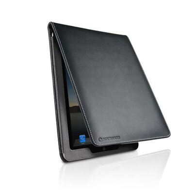Marware Eco-Flip Leather Folio in Black for iPad 2