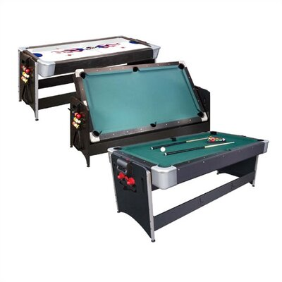 Fat Cat 7' 2-in-1 Pockey™ Game Table