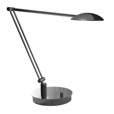 Mondoluz La Cirque 28&quot; Table Lamp in Chromium