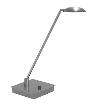 Mondoluz La Cirque Table Lamp in Brushed Platinum