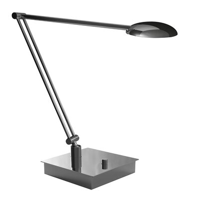 Mondoluz Vital 16&quot; Table Lamp in Chromium