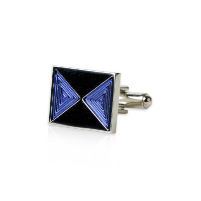 Cuff-Daddy Elegant Cufflinks in Purple