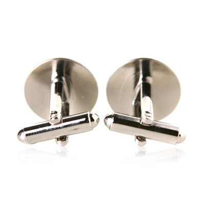 Cuff-Daddy Stacked Crystal Cufflinks