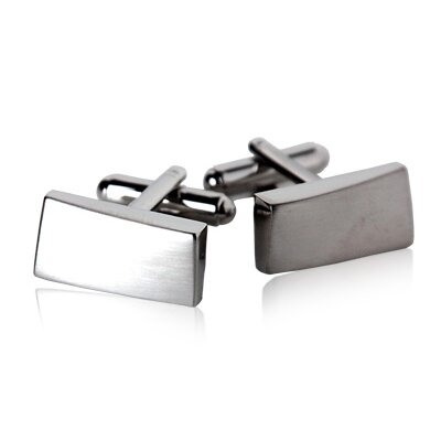 Engravable Waves Cufflinks