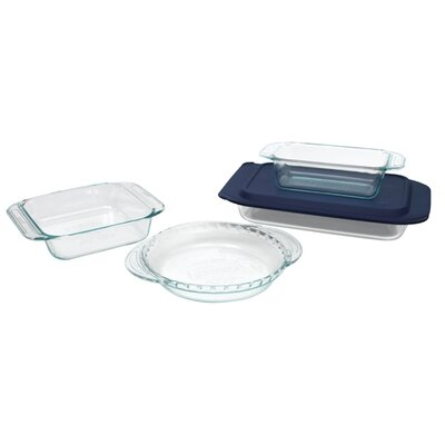 Pyrex 5 Piece Bakeware Set