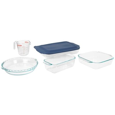 Pyrex 6 Piece Bakeware Set