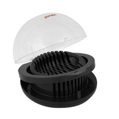 Pyrex Egg Slicer